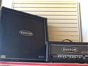 KUSTOM AMPLIFICATION QUAD JR